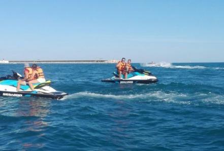 Excursiones en Motos de Agua